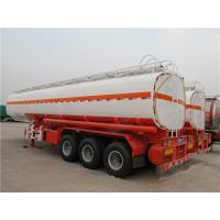 Buy cheap CIMC new high quality 2/3/4 axle chemical semi liquid tank trailers from wholesalers