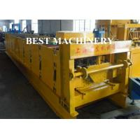 Buy cheap Vehicle A K Q Arch Sheet Big Span Roll Forming Machine with No Girder Roof from wholesalers
