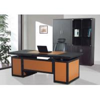 Buy cheap modern home office leather table furniture/home office leather desk furniture from wholesalers