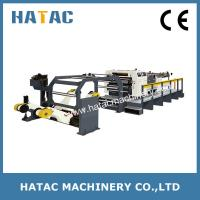 Buy cheap Corrugated Paper Sheeting Machine,Automatic Kraft Paper Converting Machinery from wholesalers