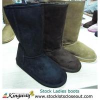 Buy cheap Closeout,stocklot,overstock,liquidators,surplus Ladies boot from wholesalers