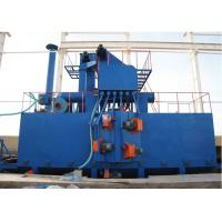Buy cheap Metal Shot H Beam Production Line Blasting Cleaning For Steel Profile 800X1600mm from wholesalers