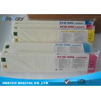 Buy cheap Compatible Wide Format Eco Solvent Ink For Roland / Mimaki Printer from wholesalers