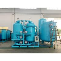 Buy cheap ISO Industrial Psa Nitrogen Gas Plant 1000M3 / H PSA Nitrogen Production Plant product