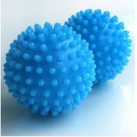 Buy cheap Laundry Washing Vinyl Pet Toys Round Softener As Seen On Tv Dryer Balls Diameter 7cm from wholesalers
