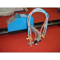 Buy cheap Motor Drive Portable CNC Plasma Cutter product