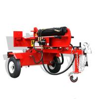 Buy cheap 40T diesel log splitter wood log splitter from wholesalers