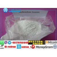 Buy cheap Methenolone Acetate Raw Steroid Powder Steroid Hormones CAS 434-05-9 For Muscle Growth from wholesalers