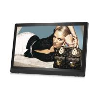 Buy cheap Ultrathin HD IPS 27inch LCD Digital Photo Frame Plastic Case Video Loop Play from wholesalers