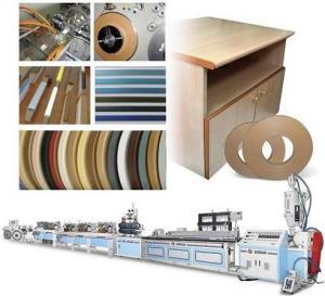 Buy cheap PVC soft PVC profile extrusion production line product