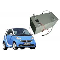Buy cheap Rechargeable 96V 60Ah LiFePO4 Power Battery Pack For Electric Car from wholesalers
