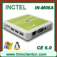 Buy cheap INCTEL IN-M06A Cloud Terminal Thin Client with latest WIN CE 6.0 OS from wholesalers
