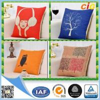 Buy cheap Polyester Home Textile Products Sofa Seating Cushion Covers with Cotton product