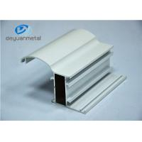 Buy cheap Electrophoresis Aluminium Extrusion Profile , Aluminum Door Frame from wholesalers