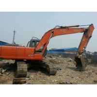 Second Hand 20 Tonne Hitachi Zx200 Excavator19400kg Operation Weight 0.8cbm