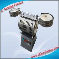 Buy cheap Small Capacity Electric Induction Jewelry Heat Treatment Melting Furnace 110V from wholesalers