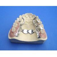 Buy cheap No Smell Cast Partial Denture Framework With Distinguished Biocompatibility from wholesalers