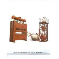 Buy cheap curved bed slats machine from wholesalers
