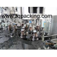 Buy cheap Glass Bottle Crown Capping Machine from wholesalers