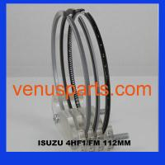 Buy cheap isuzu 4hf1 piston ring 8-97028-691-0,8-97109-462-0 from wholesalers