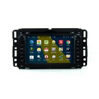 Buy cheap 7 2DIN android 4.4.4 car DVD player 1024*600 for GMC YUKON SUBURBAN TAHOE ACADIA/Buick Enclave with GPS navigation WIFI from wholesalers