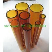 Buy cheap clear and colored borosilicate glass tube from wholesalers