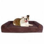 Buy cheap Waterproof Pillow Shape Shredded Memory Foam Dog Bed from wholesalers