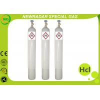 Is Hydrogen Chloride A Gas At Room Temperature