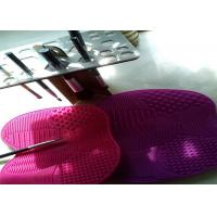 Buy cheap Environmental - friendly Silicone Scrubber Board , facial cleansing pad from wholesalers