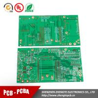 Buy cheap Multilayer PCB PCBA Printed Circuit Board Assembly, Portable USB Video Player PCB, PCBA with AOI Testing from wholesalers