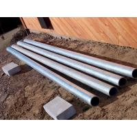 Buy cheap BS1387 Q195 galvanized steel pipe. from wholesalers