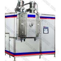 Buy cheap CrN PVD Plating Machine , Cathodic Arc Plating Equipment, High Hardness Film Coating from wholesalers