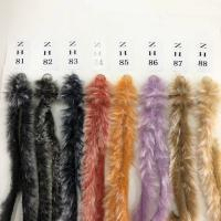 Buy cheap scarf fancy yarn mills wholesale oeko tex soft warm winter polyester faux fur yarn hand knitting yarn from wholesalers