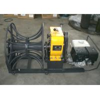 Buy cheap 5 Ton Honda Petrol Engine Powered Cable Pulling Winch Machine product