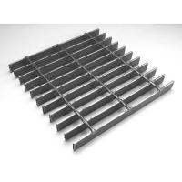 Durable 316l SS Stock Stainless Steel Bar Grating Flatted Smooth Surface