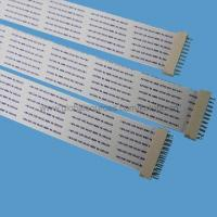 Buy cheap Flexible Flat Cables/FFC Cables Assembly/Flat Cables, Pitch of 0.5, 0.8, 1.0, 1.25mm from wholesalers