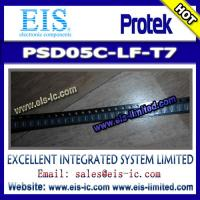 Buy cheap PSD05C-LF-T7 - PROTEK - STANDARD CAPACITANCE TVS ARRAY product
