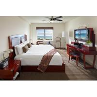 Buy cheap Contemporary Cherry Hotel Style Wood Bedroom Furniture for Ritz - Carlton Hotel from wholesalers