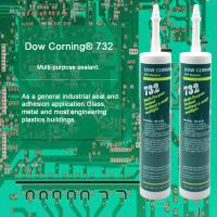 Buy cheap Odorless Dow Corning 732 Multi Purpose Sealant , Food Grade Silicone Sealant from wholesalers