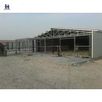Buy cheap light steel structure prefabricated house steel warehouse structure from wholesalers