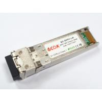 Buy cheap Alcatel 10G SFP+ Transceiver , 6com Optical Transceivers product