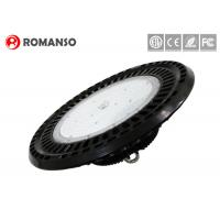 Buy cheap Aluminum Alloy Defend Round LED Shop Lights 200W Hanging Type 26000LM from wholesalers