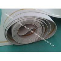 Buy cheap 4 Ply Solid Weave Air Slide Cloth , 4-8 mm Thickness Belting Fabric For Cement Silo from wholesalers