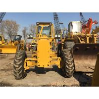 Buy cheap Used Motor Grader Caterpillar 140H 14T weight 3306 engine with Original Paint from wholesalers