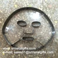 Buy cheap Facial mask steel blade cutting die transparent acrylic sheet from wholesalers