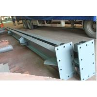 Buy cheap Heave Steel Structural Steel Fabrications Work Fabrication With Advanced Technique from wholesalers