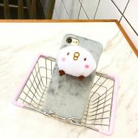Buy cheap Hard PC Kana Hera Small Animal 3D Doll Plush Cover Cell Phone Case For iPhone 7 Plus 6s from wholesalers
