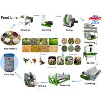 Buy cheap Automatic Grade Feed Pellet Production Line Poultry Feed Production Line from wholesalers