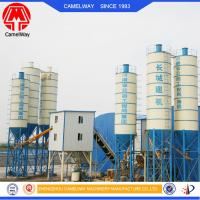 Buy cheap Hot sale HZS90 90m3/h Ready Mixed Concrete Batching Plant/Construction concrete mixer from wholesalers