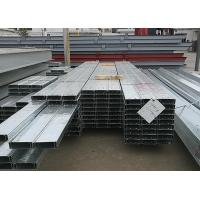 Buy cheap ISO Certified Prefabricated Steel Structure Building With High Efficiency Materials from wholesalers
